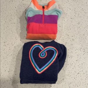 Bundle of (2) Sweater/Hoodie Size S